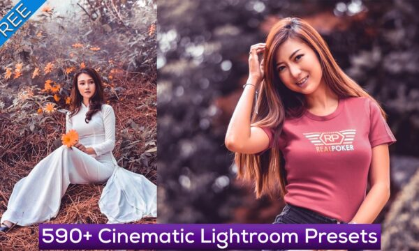 Free lightroom Presets - 590+ Free Cinematic Lightroom Presets to Enhance Your Photography