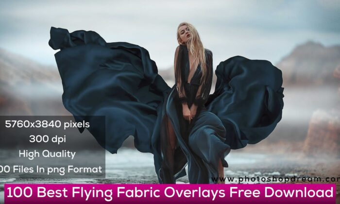 100 Best Flying Fabric Overlays Free Download - Flying Fabric Photo Overlays