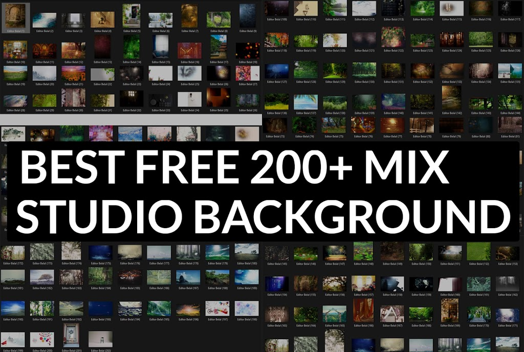 Best Free 200+ Mix Studio Background HD Images