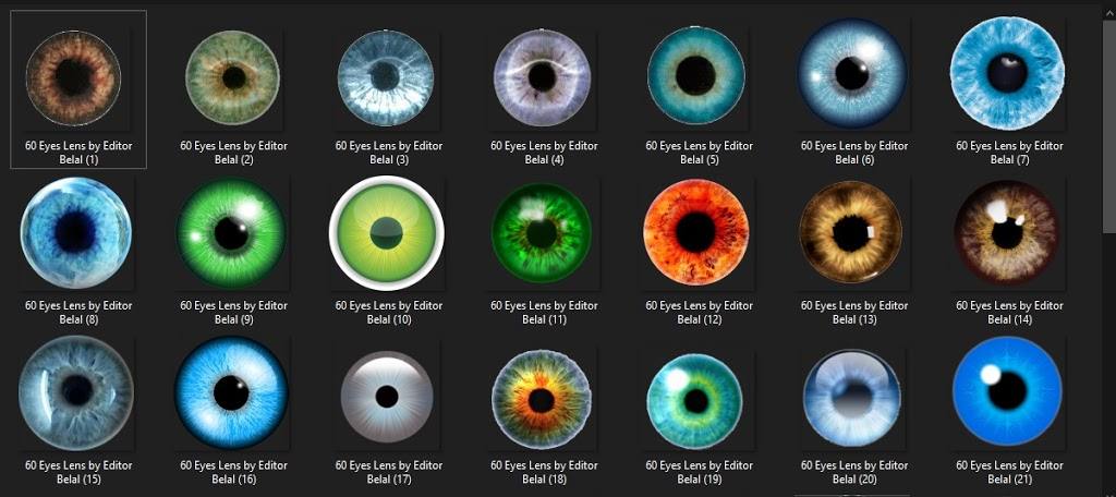 Best 60 Eyes Lens PNG Free Download - Photo Editing Resource