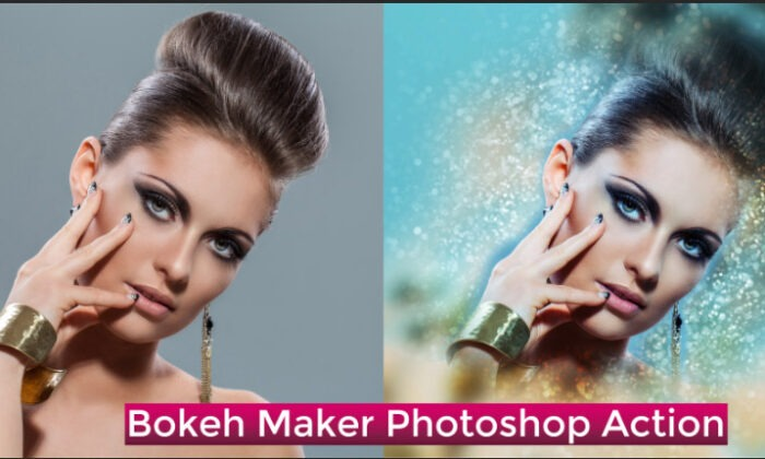 Bokeh Maker Photoshop Action Free Download
