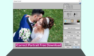 iCorrect Portrait Free Download