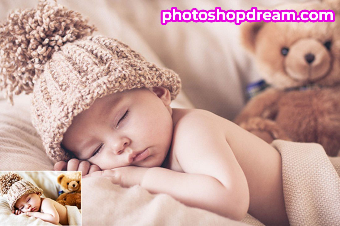 Newborn Photography Camera Raw Presets Free Download